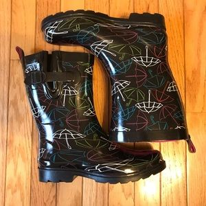 Adorable Rain boots Capelli